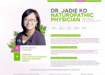 Dr. Jadie Ko
